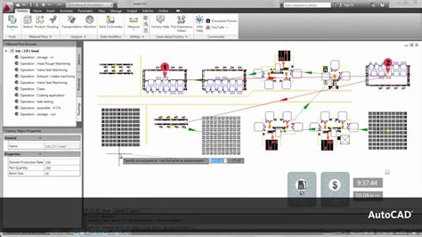 autocad workflow factory design suite 2012 workflow chapter 1 factory