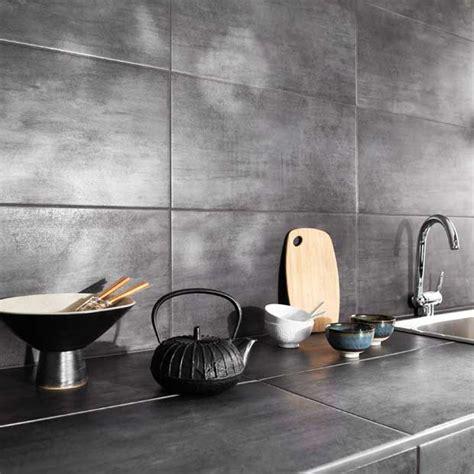 cuisine avec sol gris