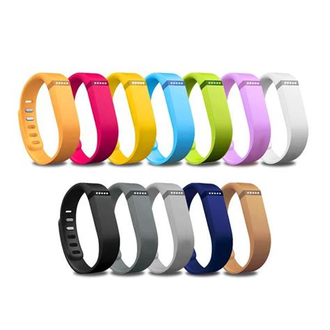 fit bit colors accessory wristband with clasp for fitbit flex activity