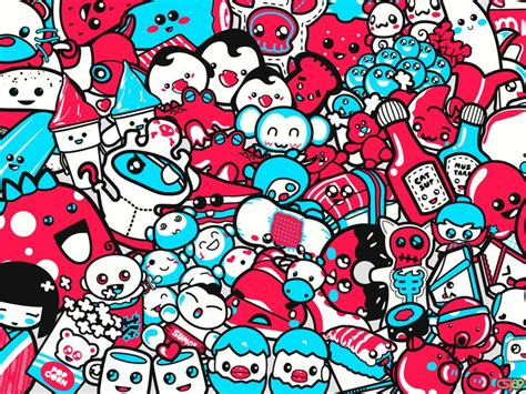 wallpaper doodle pink cute wallpapers for laptops colorful cute wallpaper for