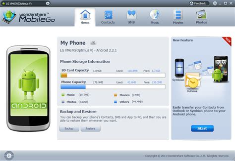 android software mobilego manages your android phone from your pc pcworld