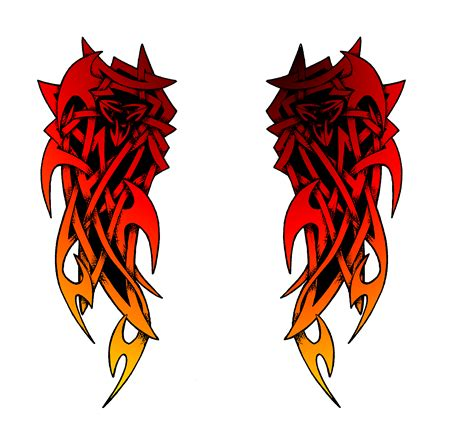 tattoo design color keren png chris tattoo dig color by waruijanai on deviantart