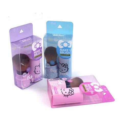 Make Up Kit Mini Wardah new 3 colors hello mini makeup brush kit retractable make up brushes pro quality cosmetic