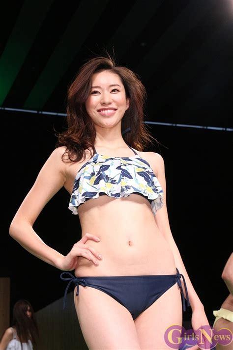 2016 new girls bing images profile 2016新作水着合同展示発表会 bing