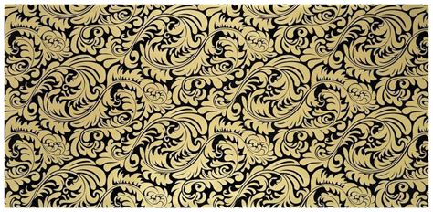 White And Gold Wallpaper For Walls