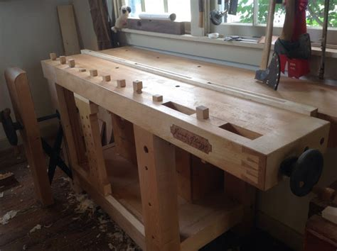 roubo woodworking bench benchcrafted