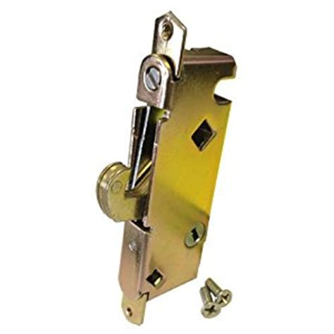 Sliding Glass Door Replacement Locks Sliding Glass Patio Door Lock Mortise Type 45 Degree Keyway 3 11 16 Quot Holes Door Lock