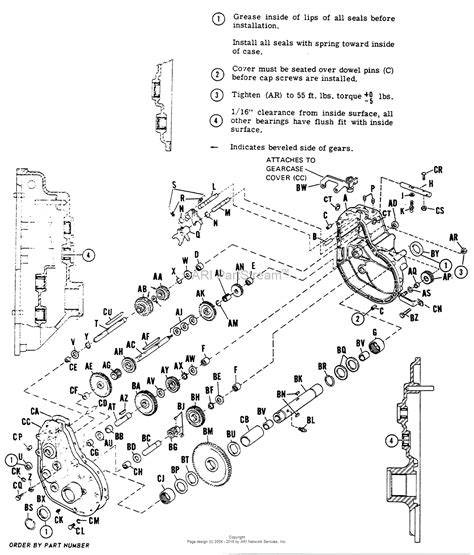 allis chalmers b110 wiring diagram allis get free image