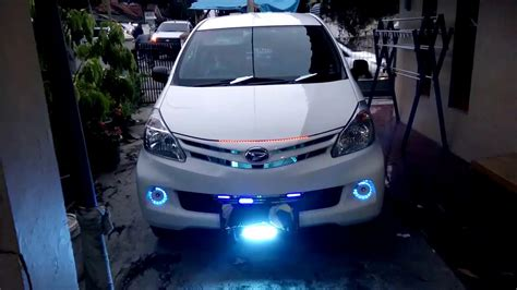 Lu Stop Avanza Led modifikasi avanza xenia led terbaru 2017