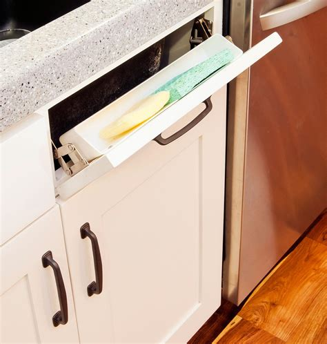 Sink Pull Out Drawer by Kitchen Carpenter S Woodworks