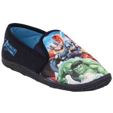 marvel shoes for boys slippers shoes by marvel thor iron