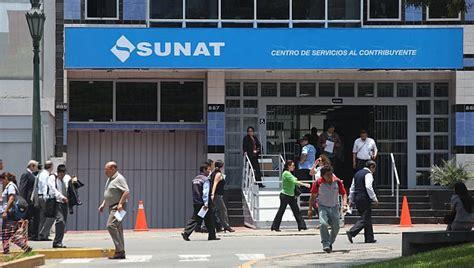 declaracion predios sunat 2016 sunat 1 de junio empieza cronograma de vencimiento de la