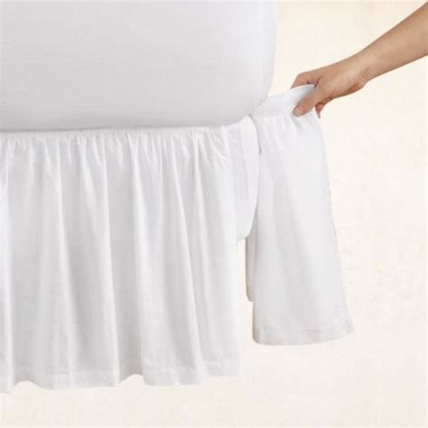 cheap bed skirts detachable bedskirt get cheap prices for detachable