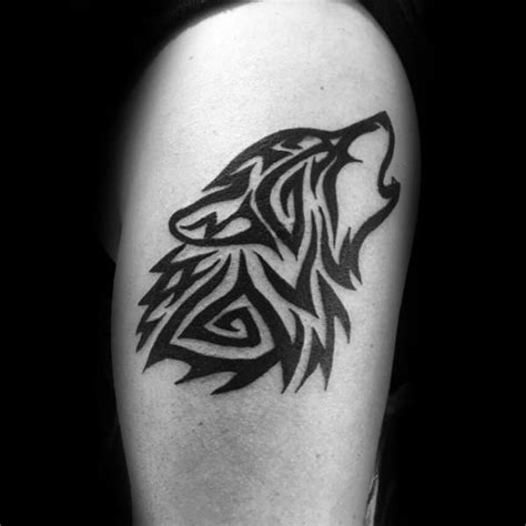 tribal animal tattoos for men 50 animal tribal tattoos for masculine design ideas