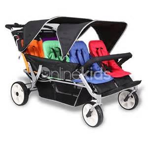 Recaro Chair Trille Kinderwagen Bus Mit 6 Sitzen Spazierg 228 Nger F 252 R