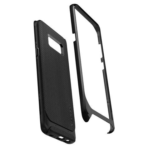 Samsung Galaxy S8 Neo Hybrid Bumper Tpu Soft Casing Sarung Spigen Neo Hybrid Samsung Galaxy S8 Plus Shiny Black