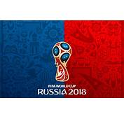 Download Wallpapers FIFA World Cup 2018 Logo Russia