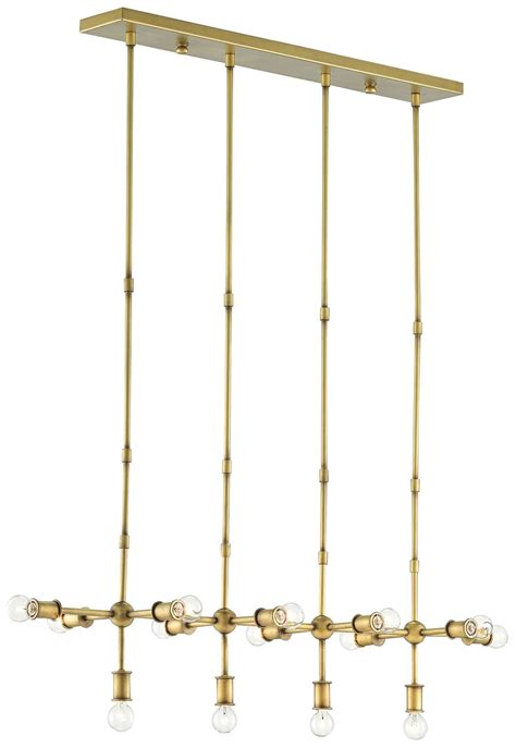 Contemporary Rectangular Chandeliers Currey And Company 9000 0082 Henri Modern Contemporary Rectangular Chandelier Cnc 9000 0082