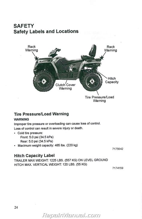 sportsman boats owners manual 2012 polaris sportsman touring 500 ho atv owners manual