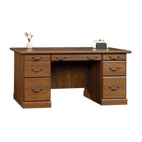 sauder executive desk sauder orchard executive desk