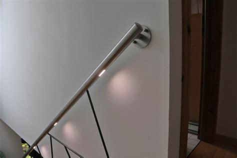 Treppengeländer Handlauf by Besonderes Treppengel 228 Nder Mit Led Handlauf