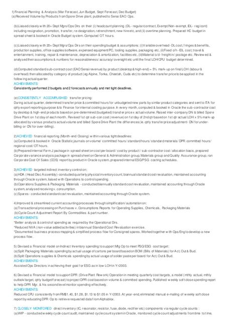 Government Property Administrator Sle Resume by Achievement In Resume Accounting 28 Images Government Property Administrator Sle Resume Read