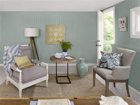 Interior Home Color by New Homes Interior Color Trends
