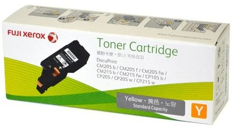 Toner Fuji Xerox Cm215fw original genuine fuji xerox ct202133 printer toner for