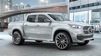 Mercedes Up Mercedes X Class Up Concept Everything You Need