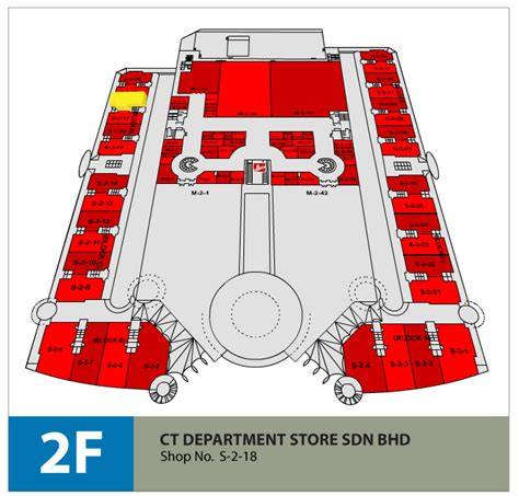 First Floor Plan City Mall Kota Kinabalu S Shopping Heaven