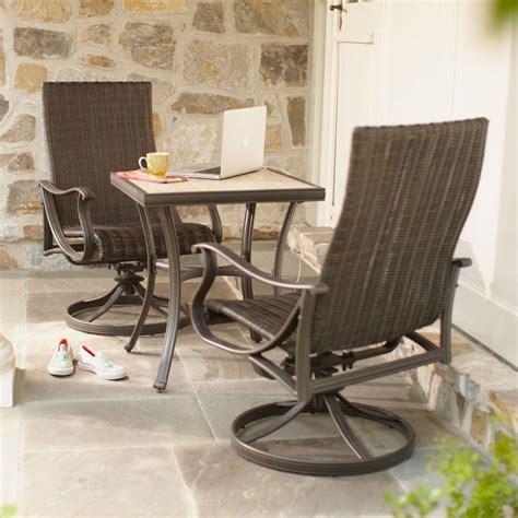 bistro home decor decor of bistro patio sets bistro sets patio dining
