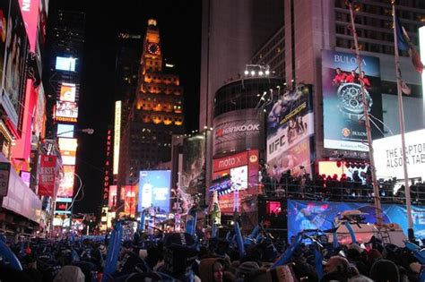 doubletree new years view from outside hotel on new years picture