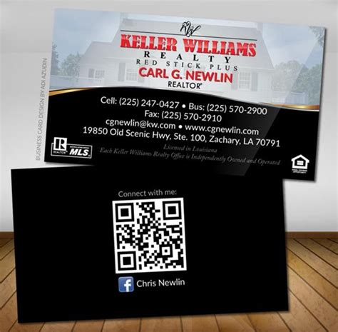 keller williams business card templates 17 best images about business cards inspiration on