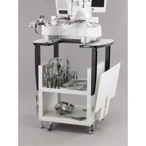 brother sewing machine cabinet brother embroidery stand pr1000 pr655 pr620 pr600