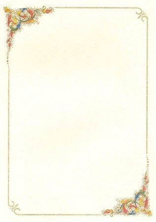 cornici per documenti word cornici per poesie word cornici per pergamena fornici