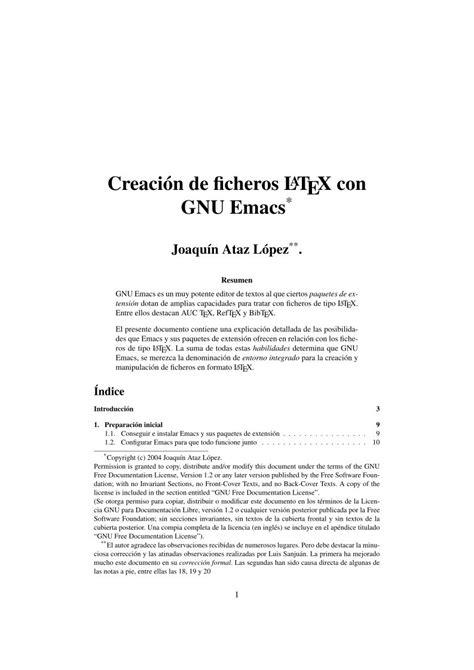 imagenes en latex pdf pdf de programaci 243 n creaci 243 n de ficheros latex con gnu emacs