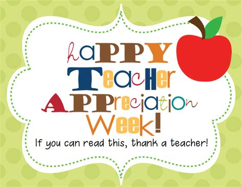 Appreciation Week 2017 Card Templates news you can use appreciation week freebies