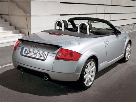 Technische Daten Audi Tt by Audi Tt Roadster 8n 1 8 T 163 Hp Technische Daten Und