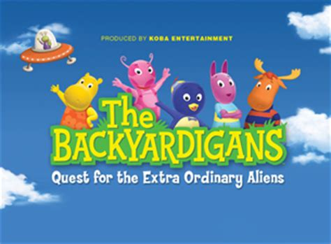 Backyardigans Quest For The Extraordinary Aliens The Backyardigans Live Tickets Event Dates Schedule