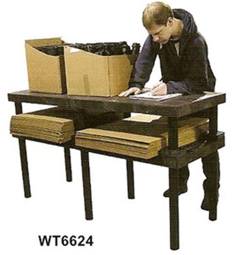 plastic work bench plastic work bench table adjustable