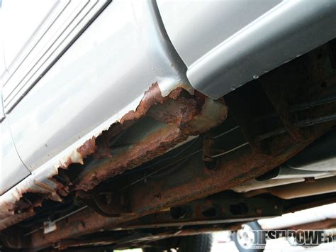 How To Stop Rust On Car Door by How To Stop Rust From Destroying Your Diesel Photo