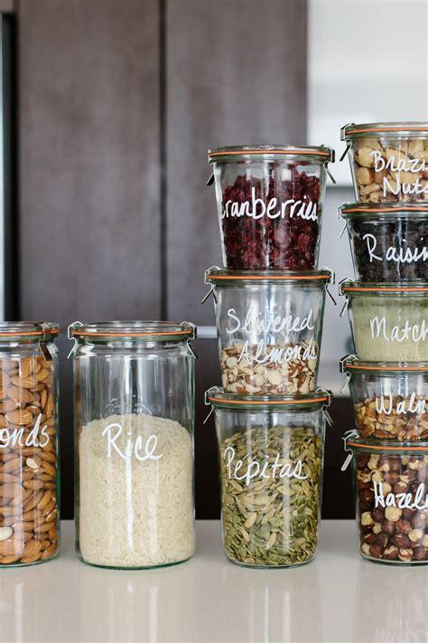 pantry organization tips   creating  healthy pantry