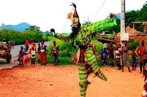 ivory coast traditional dance man cote d ivoire traditional stilt dancing that is