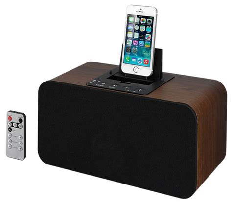 iwantit speaker test iwantit ibtli14 wireless speaker dock with apple lightning connector ebay