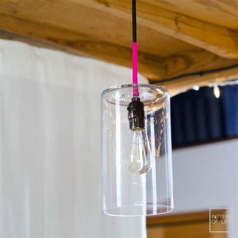 50 Coolest Diy Pendant Lights Diy Glass Pendant Light