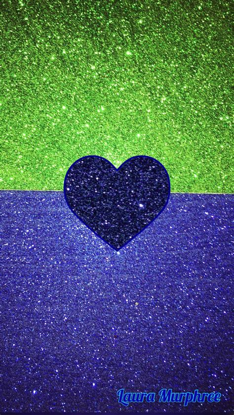 purple glitter hearts wallpapers wallpaper cave