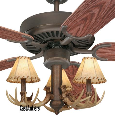 outdoor lighting 42 quot 3 light antler indoor outdoor
