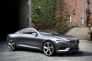Jaguar Xc17 Volvo P1800 Inspired Concept Coupe Hiconsumption