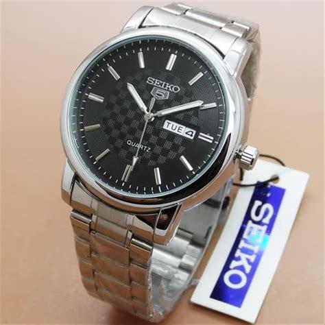 daftar harga jam tangan pria seiko terbaru