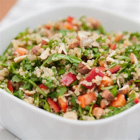 healthy dish salad recipes quinoa salad recipe